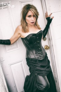 Mistress Olivia Vexx by photographer Dirk Hooper
