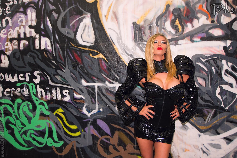 Fetish Fashion Photos With Couture Fantasy By Tatjana